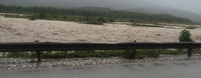 Pic from Hurricane Matthew